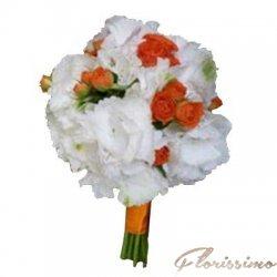Buchet de flori mireasa NBM49
