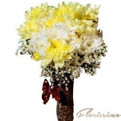 Buchet de flori mireasa NBM53