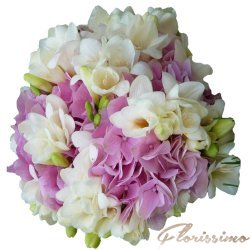 Buchet de flori mireasa NBM52