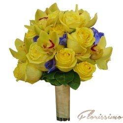 Buchet de flori mireasa NBM56