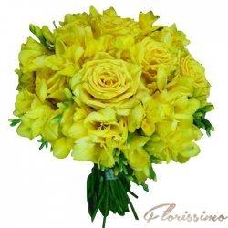 Buchet de flori mireasa NBM57