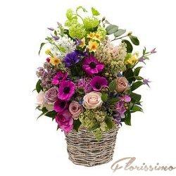 Cos de flori FC7