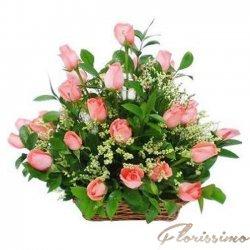 Cos de flori FC12