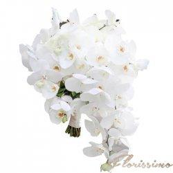 Buchet de flori mireasa NBM34