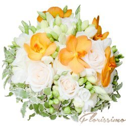 Buchet de flori mireasa NBM39