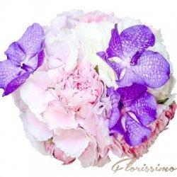 Buchet de flori mireasa NBM38