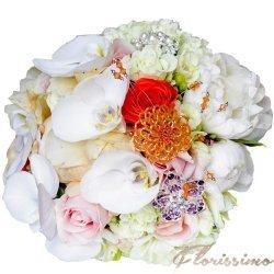 Buchet de flori mireasa NBM40