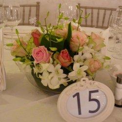 Aranjament Floral de masa BAM19