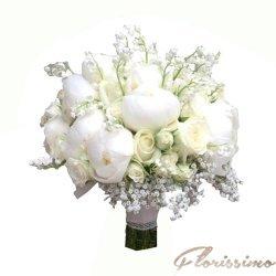 Buchet de flori mireasa NBM59