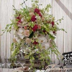 Aranjament floral de masa NAM21