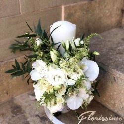 Lumanare nunta/botez NBL44
