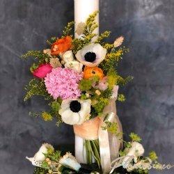 Lumanare nunta/botez NBL45