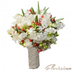 Buchet de flori mireasa NBM1