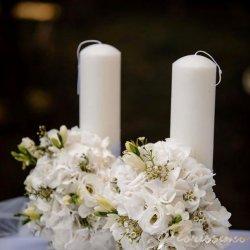 Lumanare nunta/botez NBL48