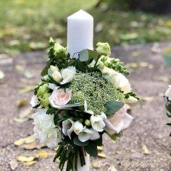 Lumanare nunta/botez NBL49