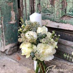Lumanare nunta/botez NBL50