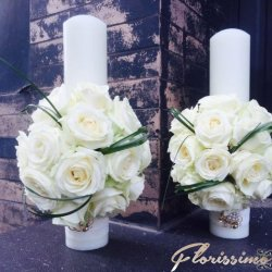 Lumanare nunta/botez NBL51