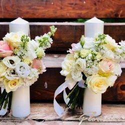 Lumanare nunta/botez NBL52