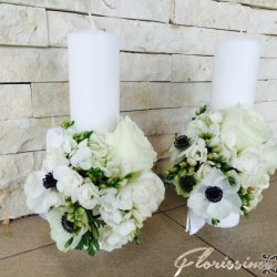 Lumanare nunta/botez NBL54
