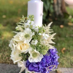 Lumanare nunta/botez NBL56