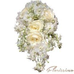 Buchet de flori mireasa NBM3