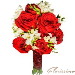 Buchet de flori mireasa NBM7