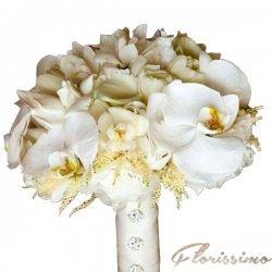 Buchet de flori mireasa NBM8