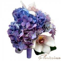 Buchet de flori mireasa NBM15