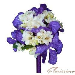 Buchet de flori mireasa NBM17