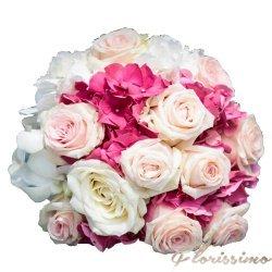 Buchet de flori mireasa NBM22