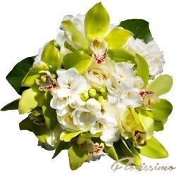 Buchet de flori mireasa NBM29