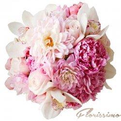 Buchet de flori mireasa NBM31