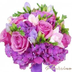 Buchet de flori mireasa NBM21