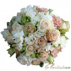 Buchet de flori mireasa NBM41