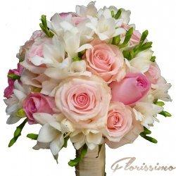 Buchet de flori mireasa NBM45